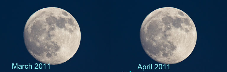 Lunar Perigee Or Supermoon. Re: Lunar Perigee